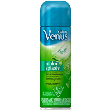 Gillette Venus Melon Splash Shave Gel