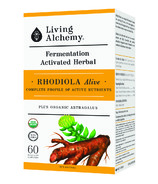 Living Alchemy Rhodiola Alive