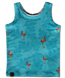 L&P Apparel Tank Top Laguna Print