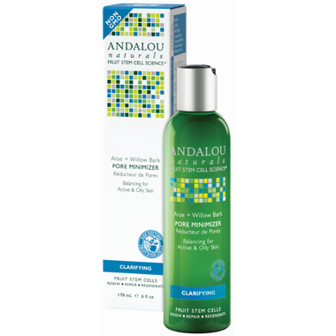 ANDALOU naturals Clarifying Aloe + Willow Bark Pore Minimizer