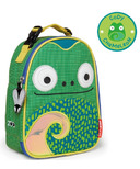 Skip Hop Zoo Lunchies Insulated Lunch Bag Chameleon