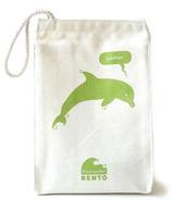 ECOlunchbox Dolphin Lunchbag