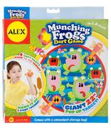 Alex Munching Frogs Dart Game