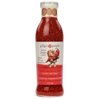 The Ginger People Sweet Ginger Chili Sauce