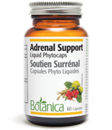 Botanica Adrenal Support Liquid Phytocaps