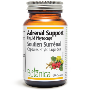Botanica Adrenal Support Liquid Phytocaps