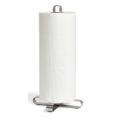 Umbra Pulse Paper Towel Holder Nickel