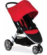 Britax B-Agile 3 Stroller Red