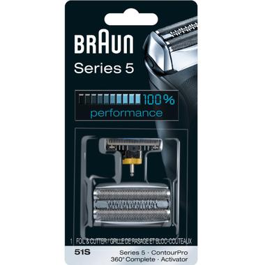 Braun 51S Replacement Combi Pack