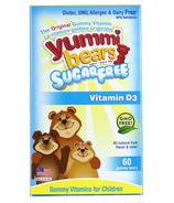 Yummi Bears Sugar Free Vitamin D3
