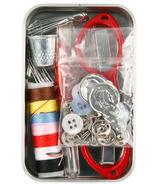Kikkerland Sewing Kit in Tin