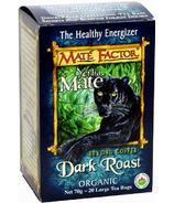 Mate Factor Yerba Mate Organic Dark Roast Tea