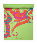 Gaiam Printed Yoga Mat 4 mm Vibrant Paisley
