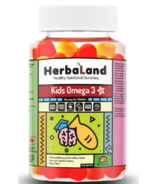Herbaland Gummy for Kids Omega-3