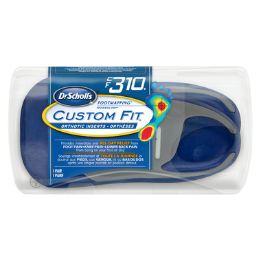 Dr. Scholl\'s Custom Fit Orthotic Inserts CF 310
