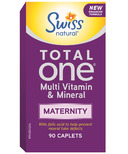 Swiss Natural Total One Multi Vitamin & Mineral Maternity