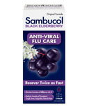 Sambucol Black Elderberry Syrup Original Formula