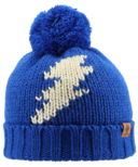 Bedford Road Lightning Bolt Knitted Hat
