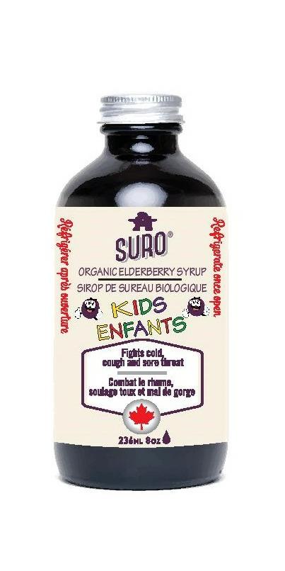 Elderberry syrup toddler
