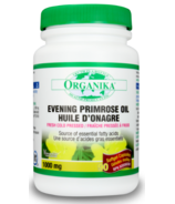 Organika Evening Primrose Oil