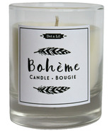Dot & Lil Boheme Candle Green Tea & Orange Blossom