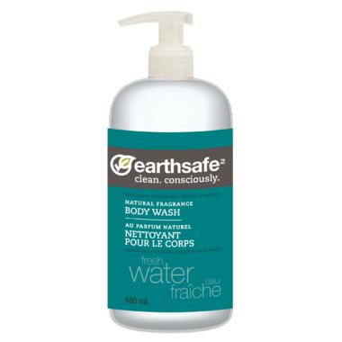 EarthSafe Fresh Water Body Wash Natural Fragrance