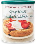 Stonewall Kitchen Gingerbread Pancake & Waffle Mix