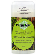 Penny Lane Organics Natural Deodorant Patchouli Sandalwood