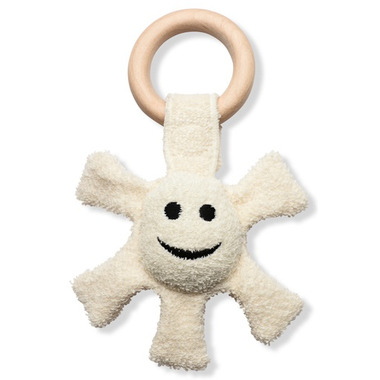 RiNGLEY Natural Teething Toy Sun