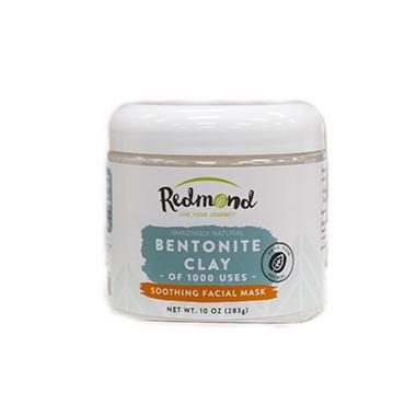 Redmond Bentonite Clay Soothing Facial Mask