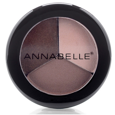 Annabelle Trio Eyeshadow Haute Chocolate