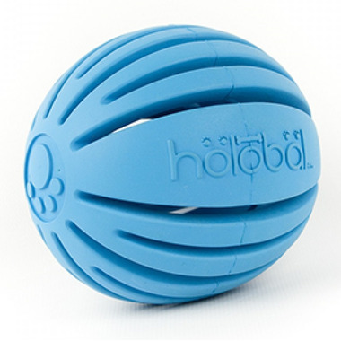 Petprojekt Small Holobal Dog Toy in Blue