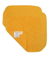 Motherease Cotton Baby Wipes Orange