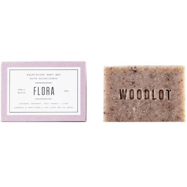 Woodlot Flora Nourishing Soap Bar