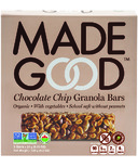 MadeGood Chocolate Chip Organic Granola Bars