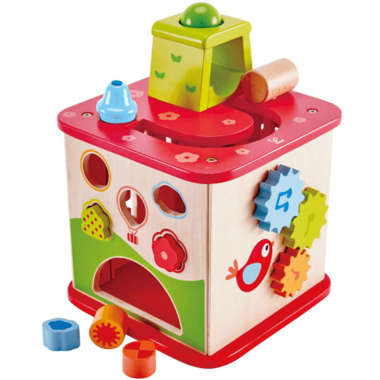 Hape Friendship Activity Cube