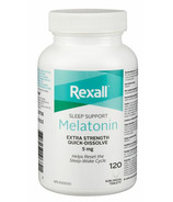 Rexall Extra Strength Melatonin Quick-Dissolve Sleeping Aid