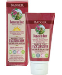 Badger Rose Face Tinted Sunscreen