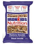 IronKids Blueberry Chocolate Snack Bar