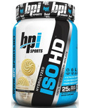 BPI Sports ISO HD Protein Vanilla Cookie