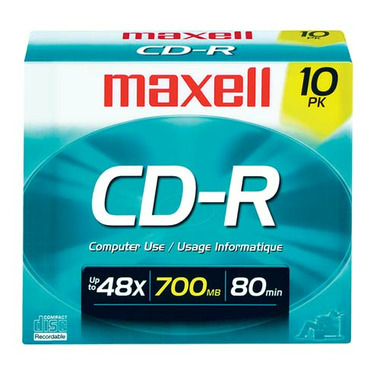 Maxell Recordable CD