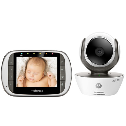 buy motorola mbp853connect wifi dual mode baby monitor online in canada free ship 29. Black Bedroom Furniture Sets. Home Design Ideas