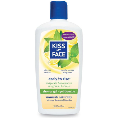Kiss My Face Early to Rise Bath & Body Wash
