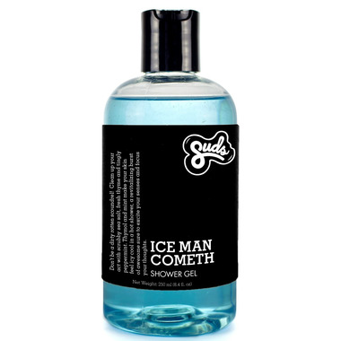 Sudsatorium Ice Man Cometh Shower Gel