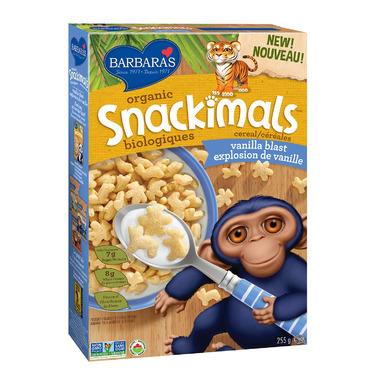 Barbara\'s Organic Snackimals Cereal
