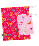 Kushies On-the-Go Large Wet Bag & Pacifier Pouch
