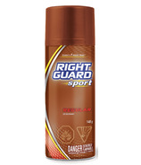 Right Guard Sport Aerosol Deodorant