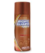 Right Guard Sport Aerosol Deodorant