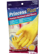 Ansell Princess Picot Premium Flocklined Latex Gloves