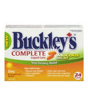 Buckley's Complete Day Liquid Gels